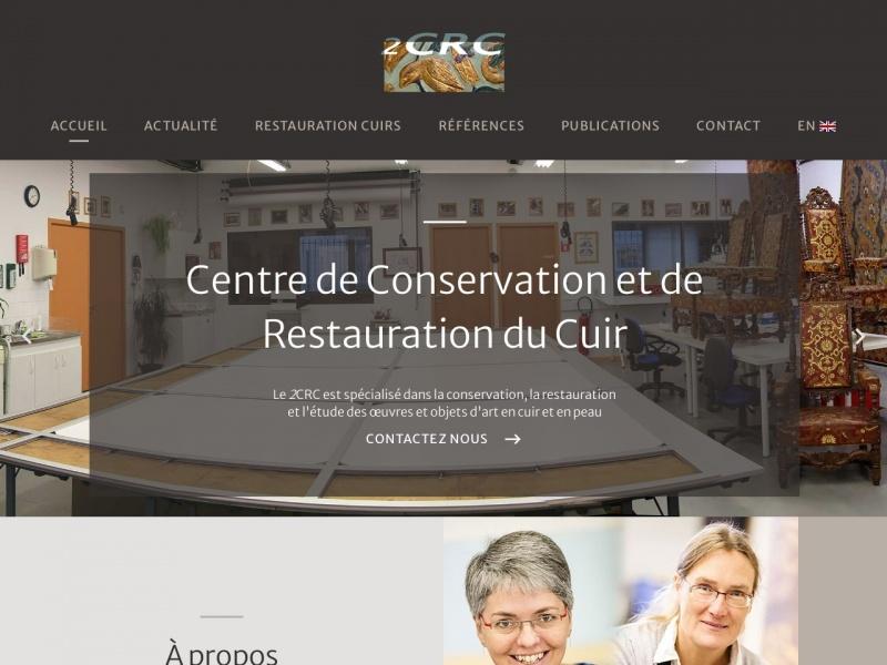 2CRC - Centre de Conservation et de Restauration du Cuir - Moirans