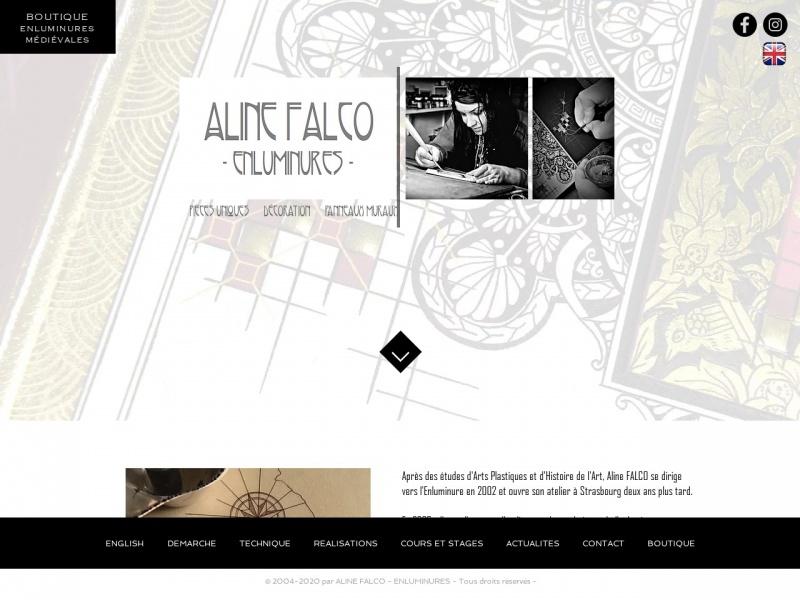 Aline Falco - Strasbourg