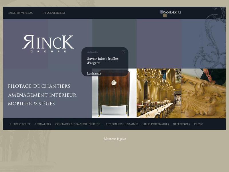 Rinck Groupe - Paris 11e