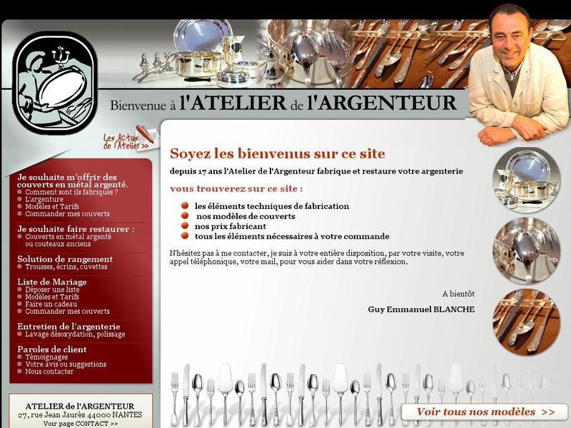 Atelier de l'Argenteur - Nantes