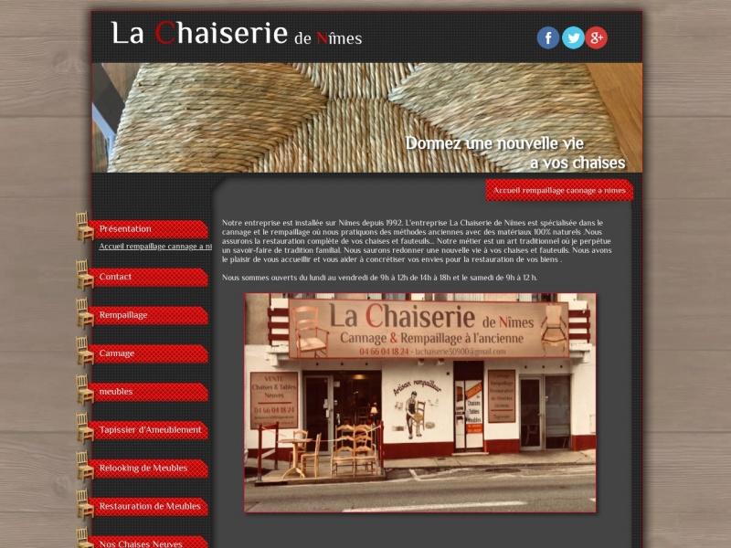 La Chaiserie de Nîmes - Nîmes