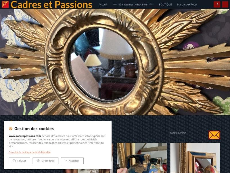 Cadres et Passions - Caen