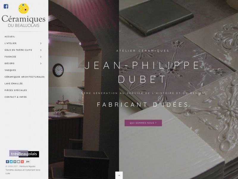 Atelier Jean-Philippe Dubet - Villefranche sur Saône