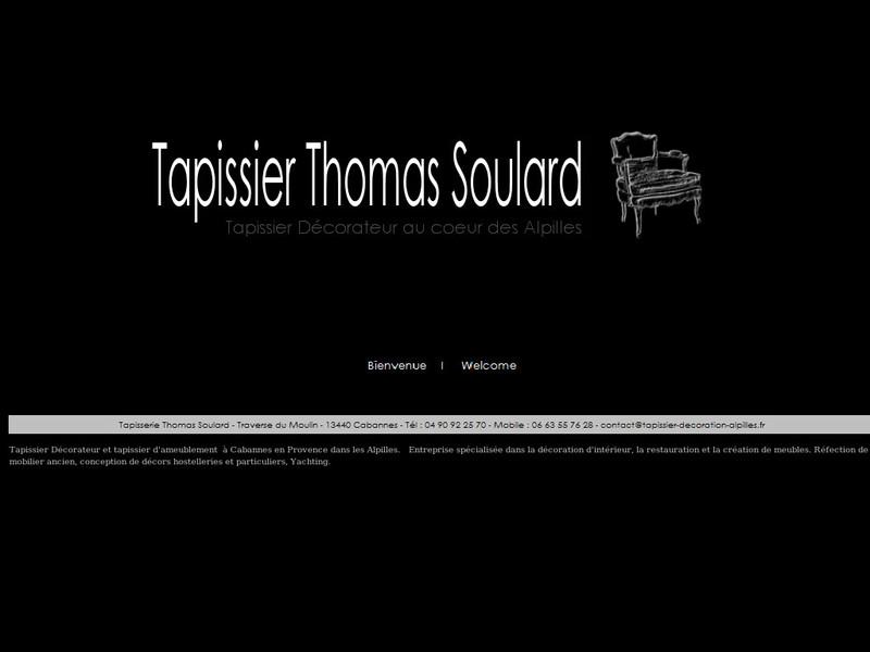 Thomas Soulard - Cabannes
