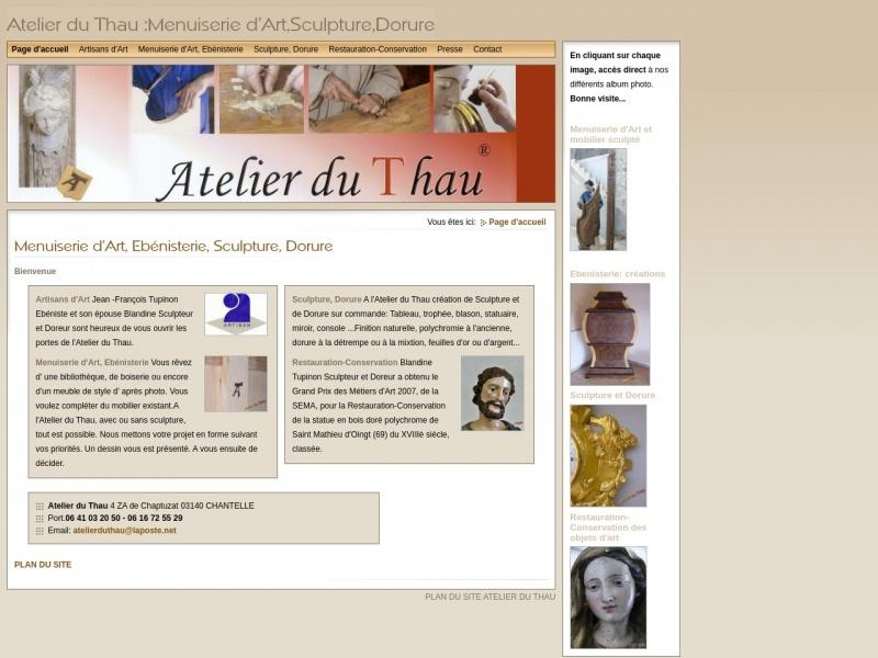 Atelier du Thau - Chantelle