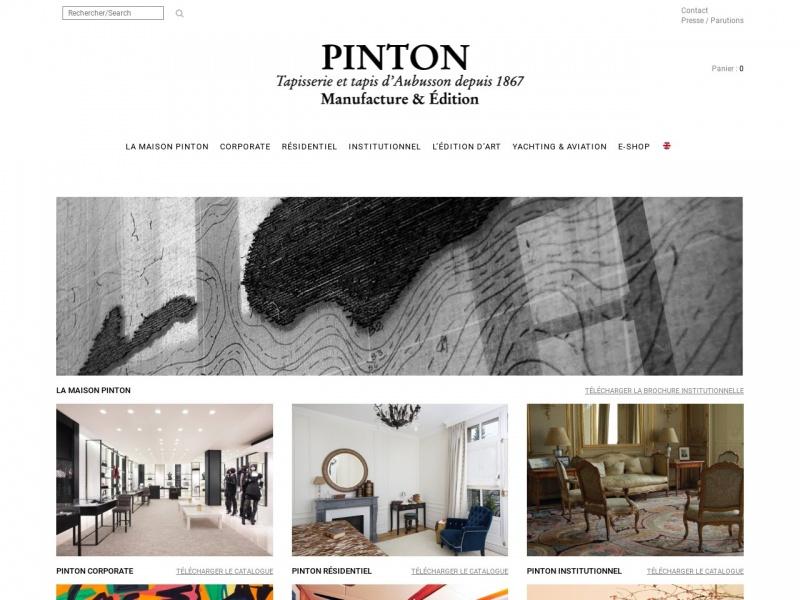 Ateliers Pinton - Felletin