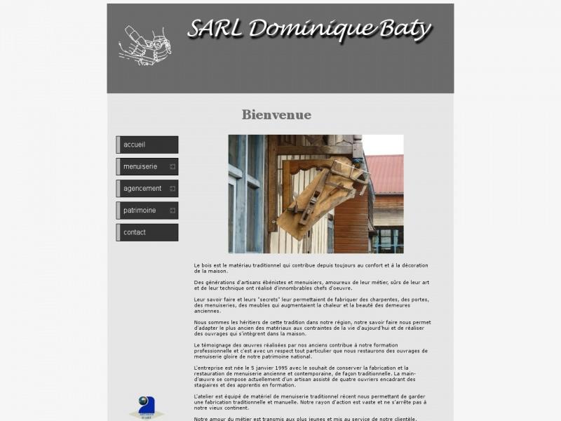 Dominique Baty - Charmont sous Barbuise