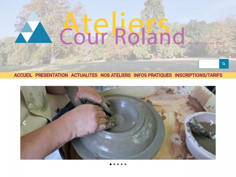 Les Ateliers de la Cour Roland - ateliers-cour-roland.asso.fr