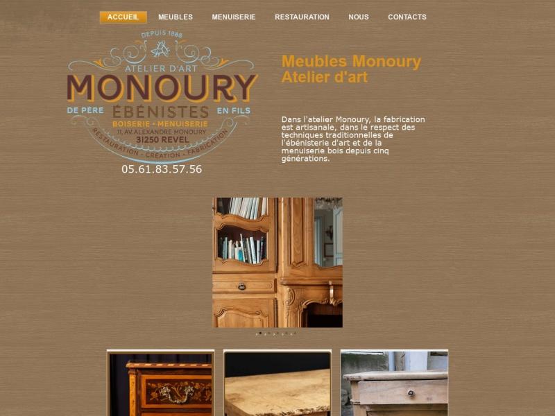 Pierre Monoury - meublesmonoury.fr