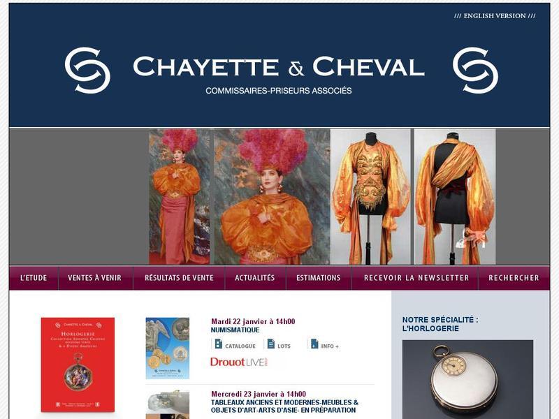 Chayette et Cheval - Paris 9e