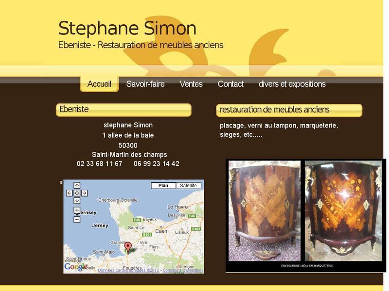 Stéphane Simon - Saint Martin des Champs