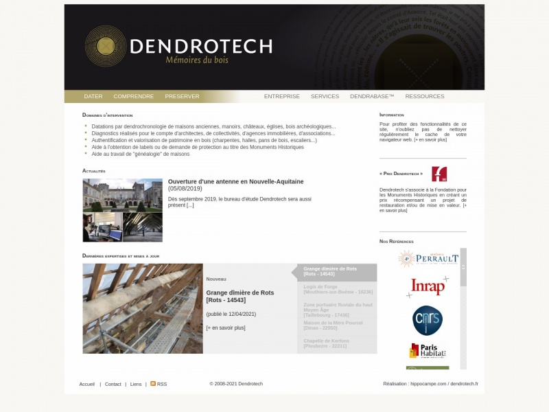 Dendrotech - Rennes