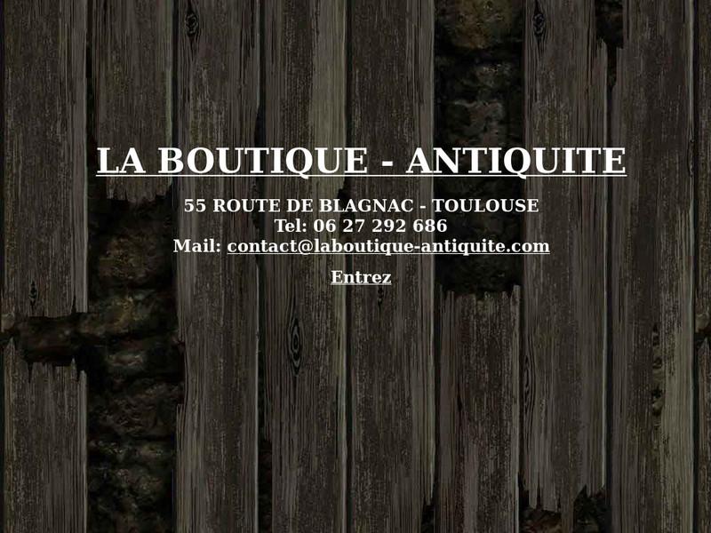La Boutique Antiquité - Toulouse