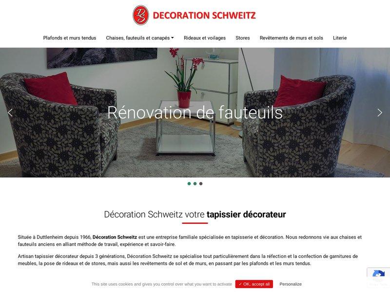 Décoration Schweitz SARL - Duttlenheim