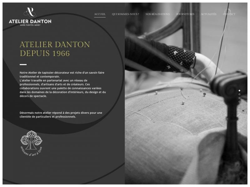 Atelier Danton - Lyon 3e