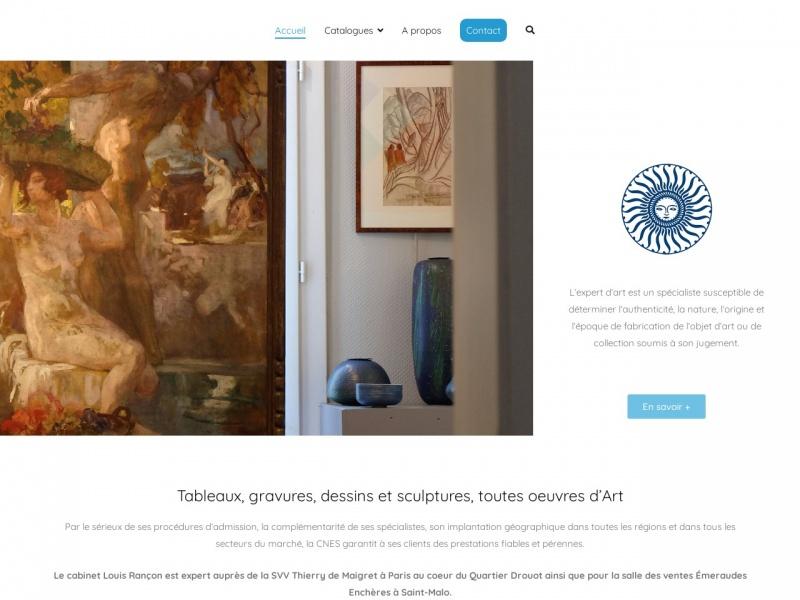 Galerie Louis Rançon - Rennes