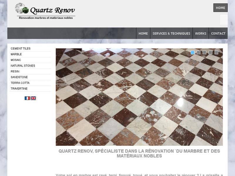 Quartz Renov - Saint Ouen l'Aumône