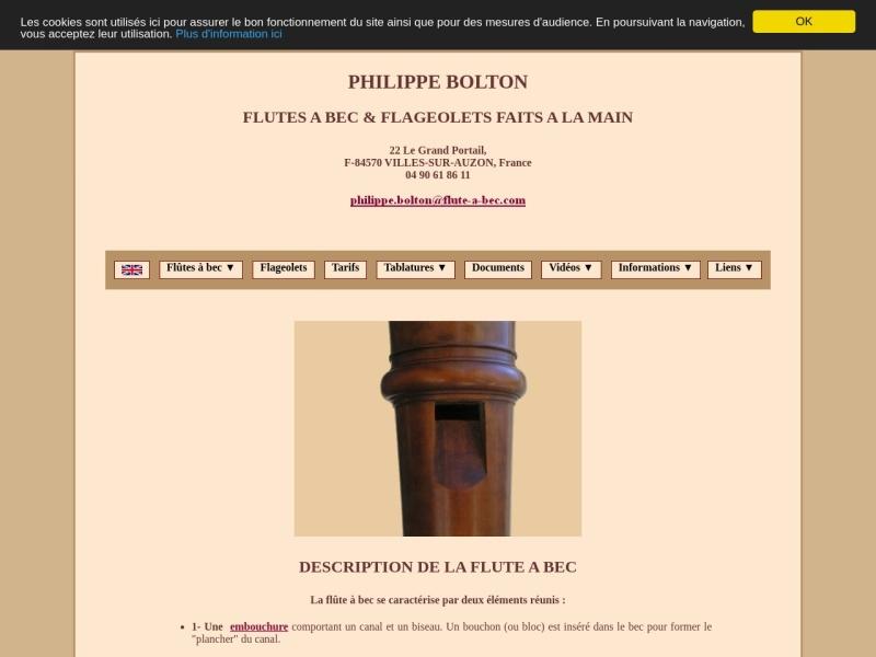 Philippe Bolton - Villes sur Auzon