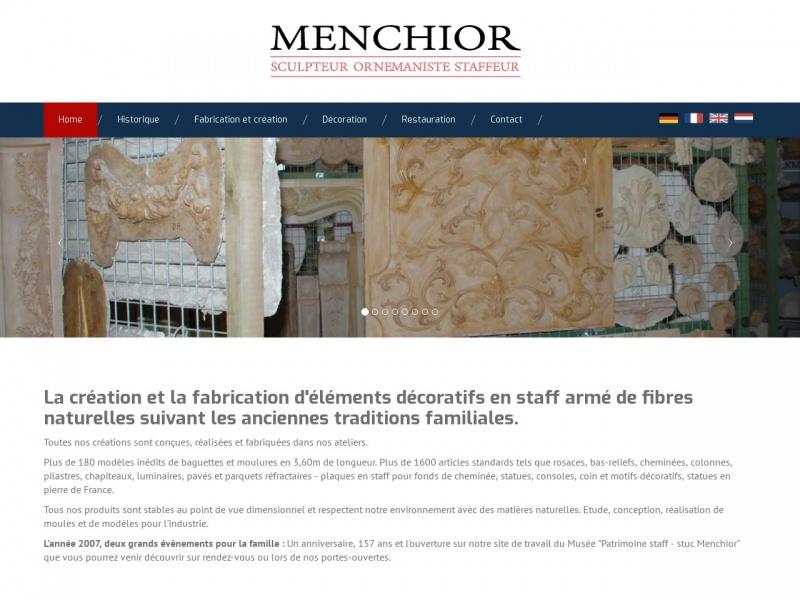 Atelier Menchior SPRL - Ans