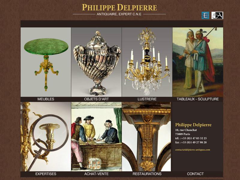 Philippe Delpierre - Paris 9e