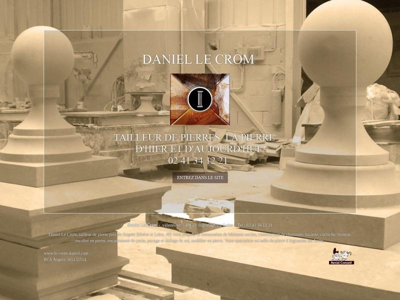 Daniel Le Crom - Ingrandes