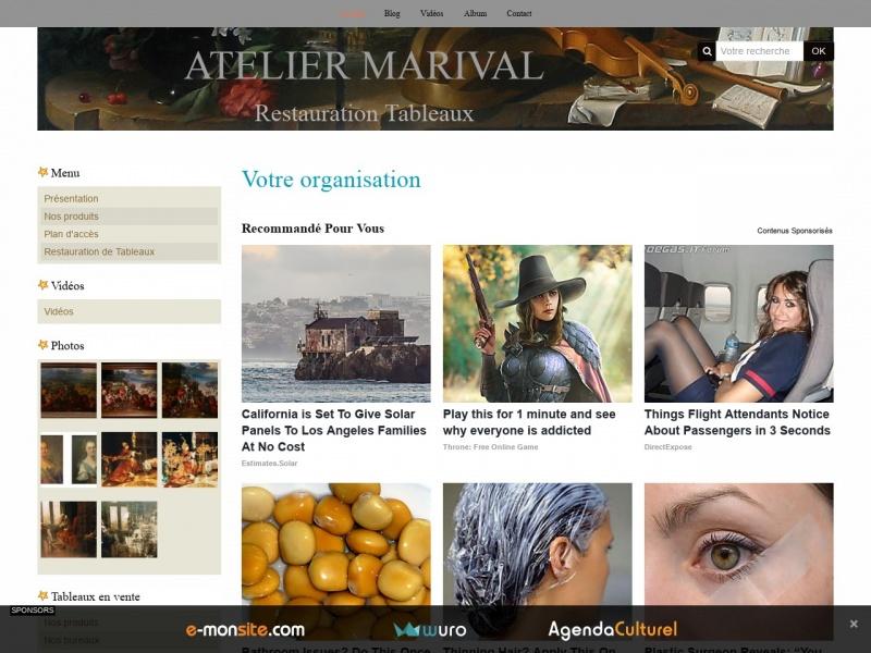 Atelier Marival - Gouvieux