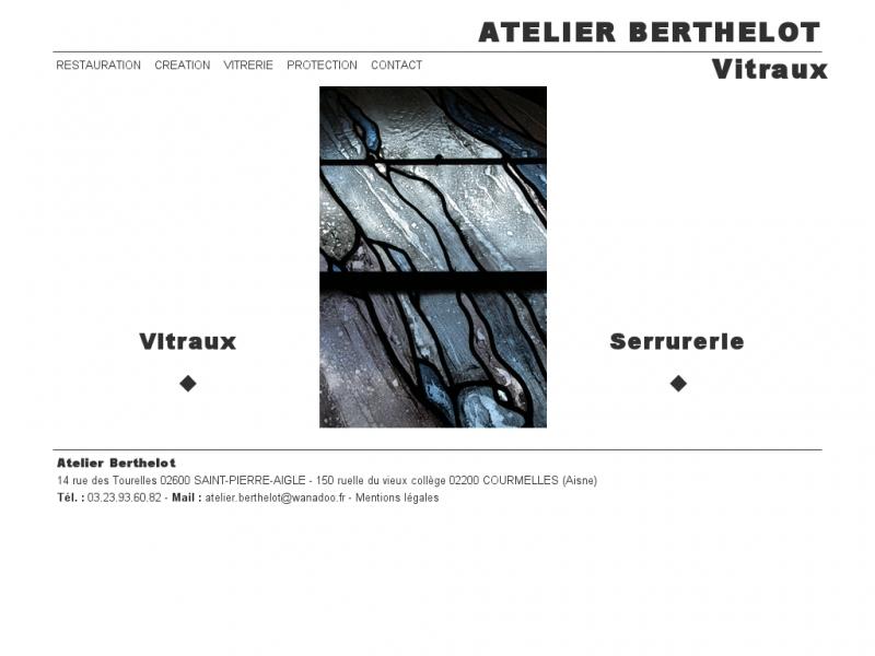Atelier Berthelot - Soissons