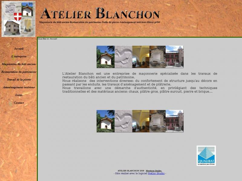 Atelier Blanchon - Tours en Savoie
