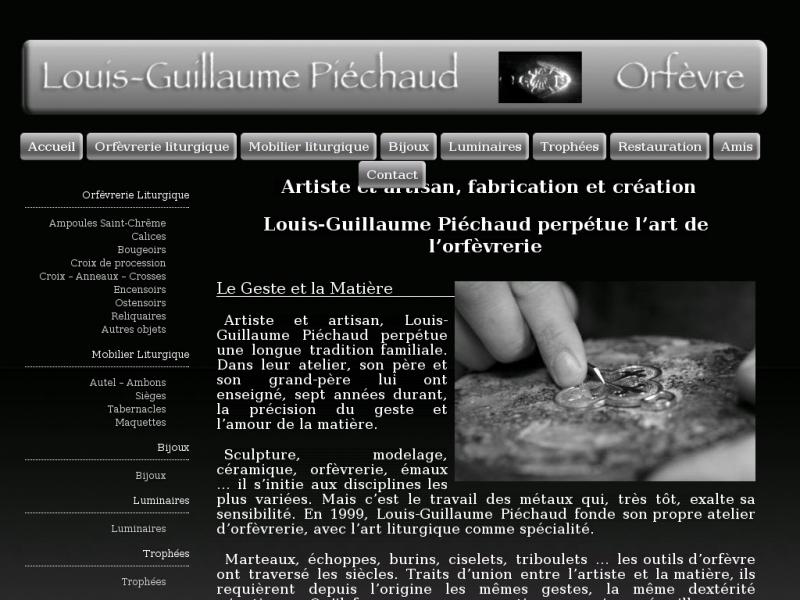 Louis-Guillaume Piechaud - Villefagnan