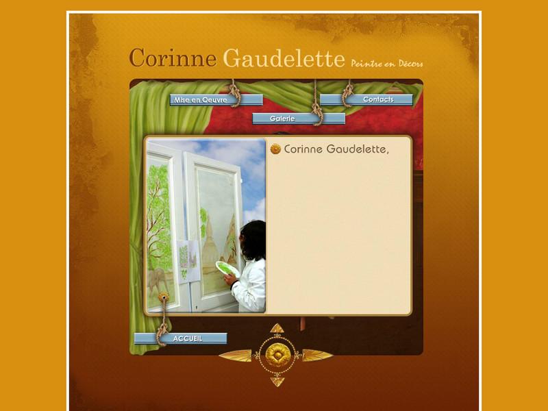 Corinne Gaudelette - Reims