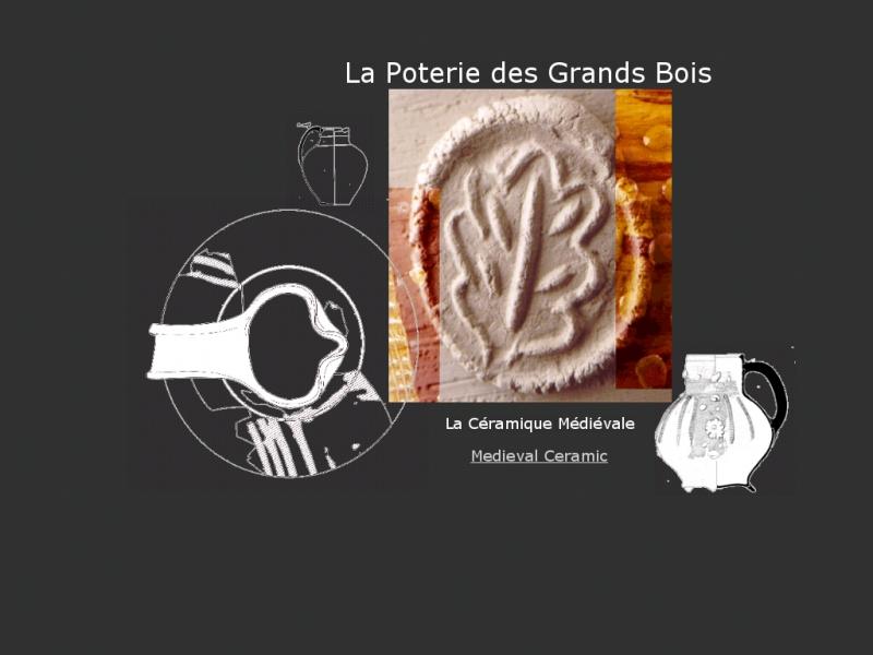 La Poterie des Grands Bois - La Chapelle Saint André