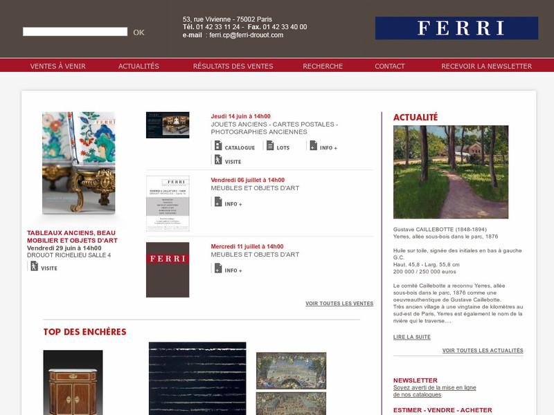 Ferri - Paris 2e