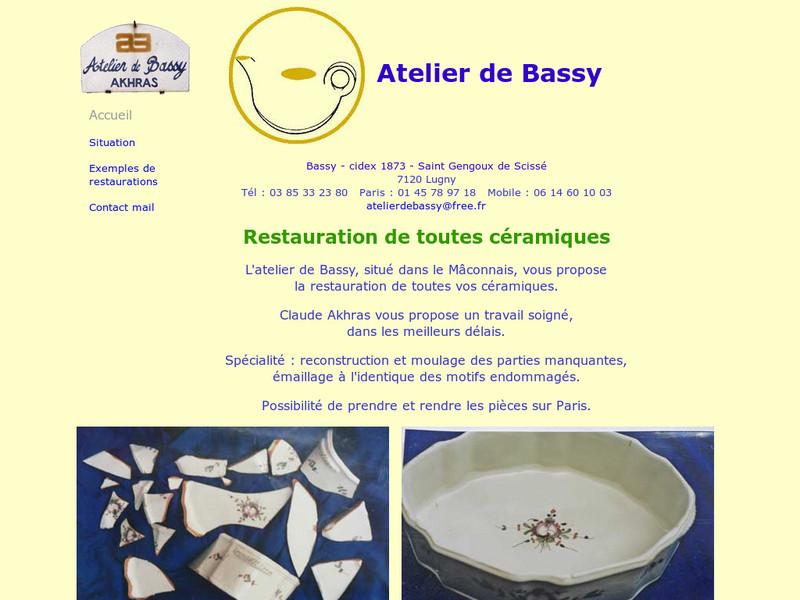 Atelier de Bassy - Saint Gengoux de Scissé