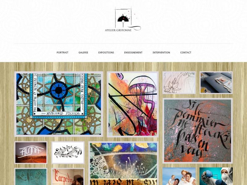 Atelier Gryfonne - Flora Aubrun - Brive la Gaillarde