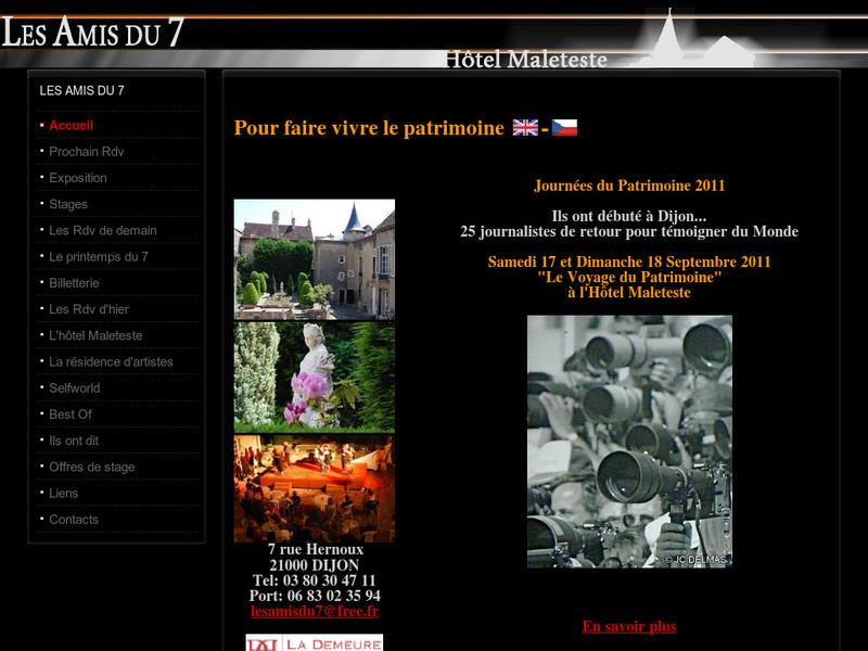 Les Amis du 7 - Dijon