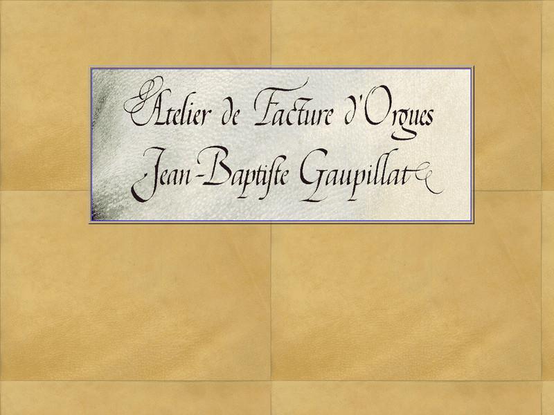 Jean Baptiste Gaupillat - Noviant Aux Prés