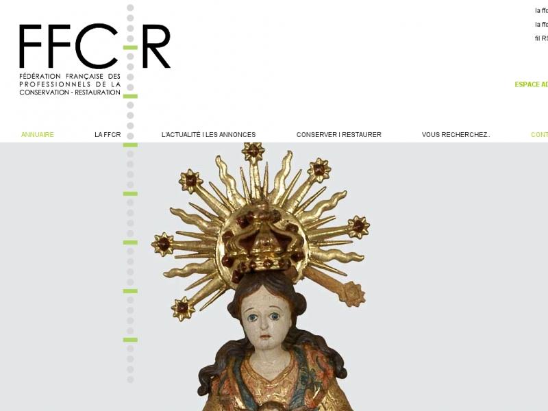 FFCR - Fédération Française des Professionnels de la Conservation-Restauration - Paris 2e