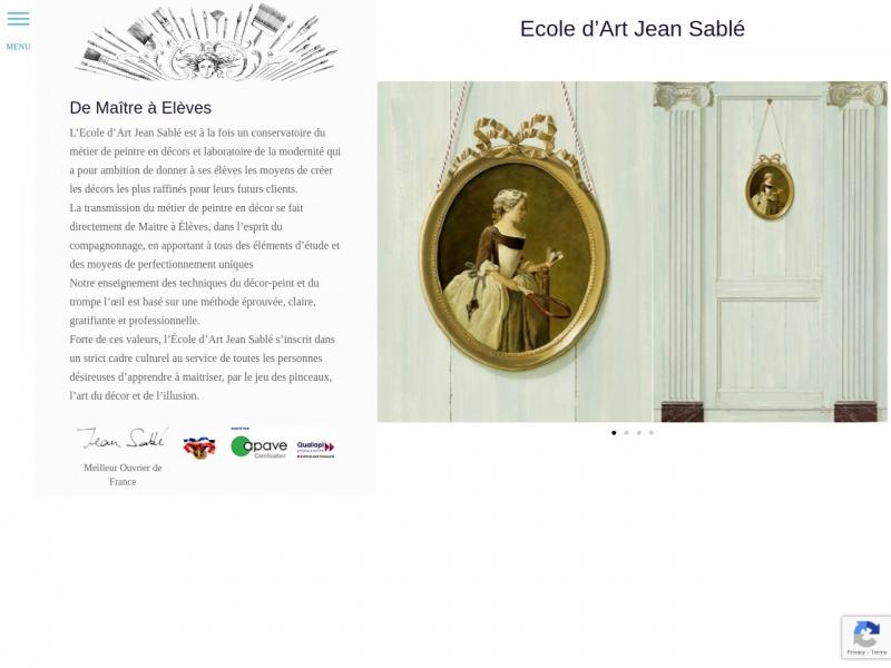 Ecole Sablé - Versailles