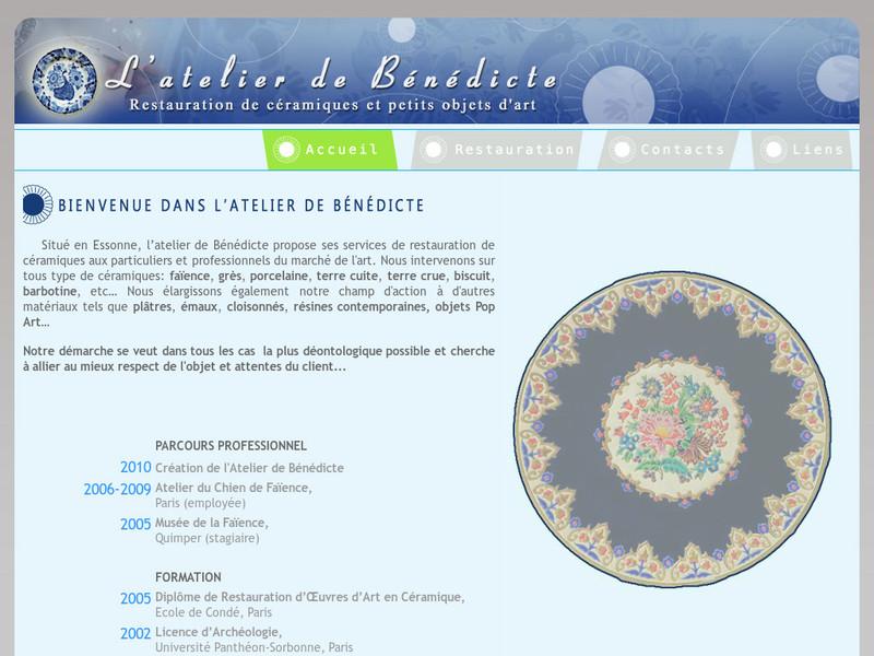 L'Atelier de Bénédicte - Epinay sur Orge
