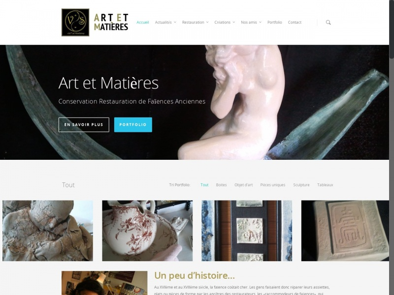 Art et Matières - Beausite