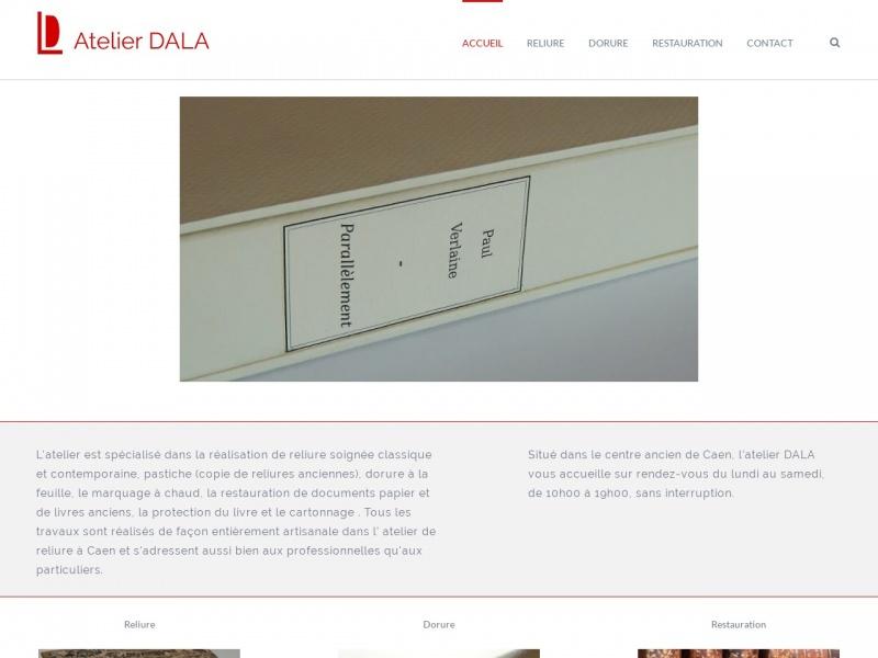 Atelier Dala - David Lambert - Caen