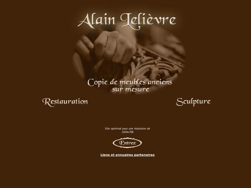 Alain Lelièvre - Notre Dame du Touchet