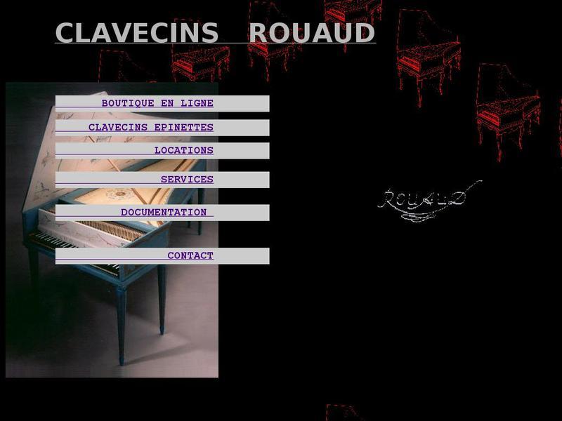 Clavecins Rouaud - Paris 20e