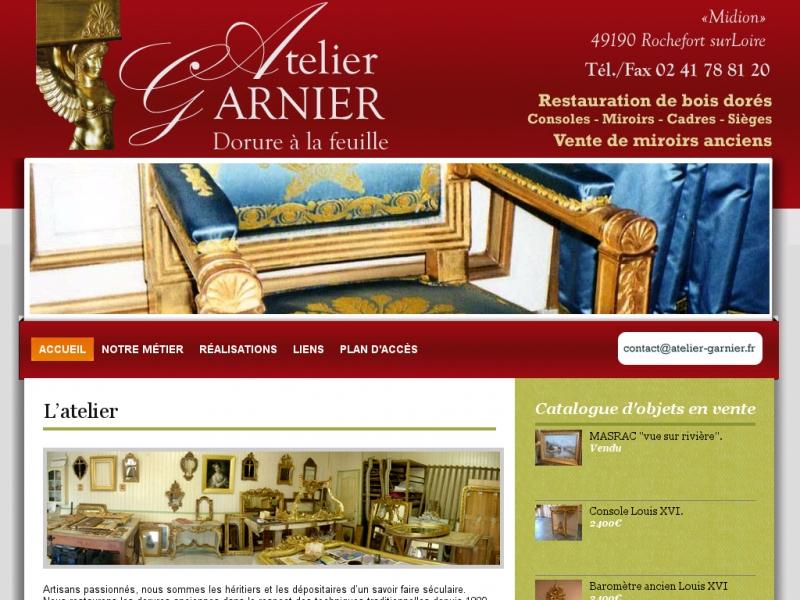 Atelier Garnier - Rochefort sur Loire