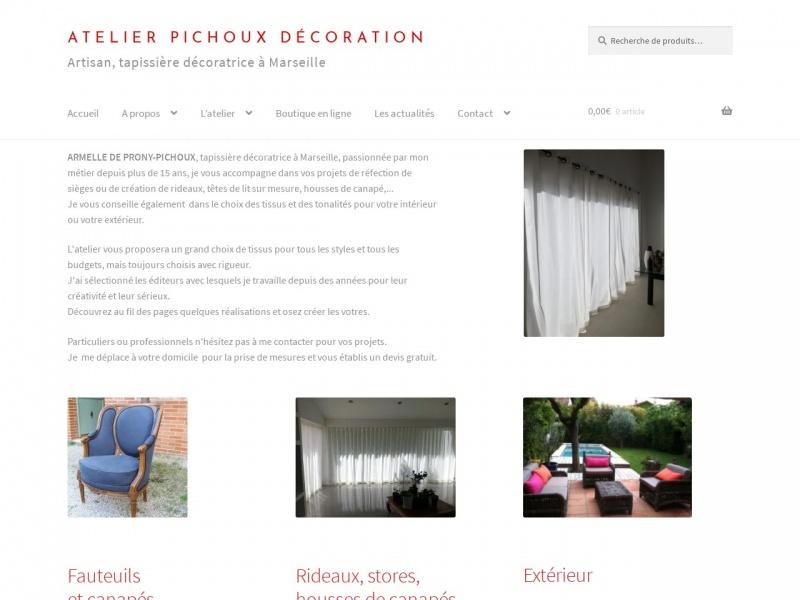 Atelier Pichoux Décoration - Marseille 12e
