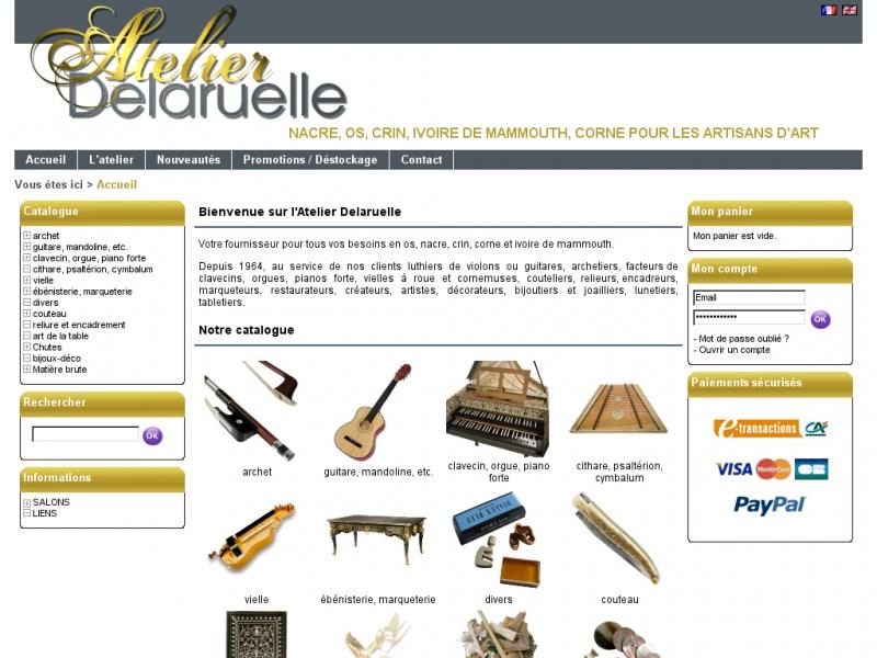 Atelier Delaruelle - Talmontiers