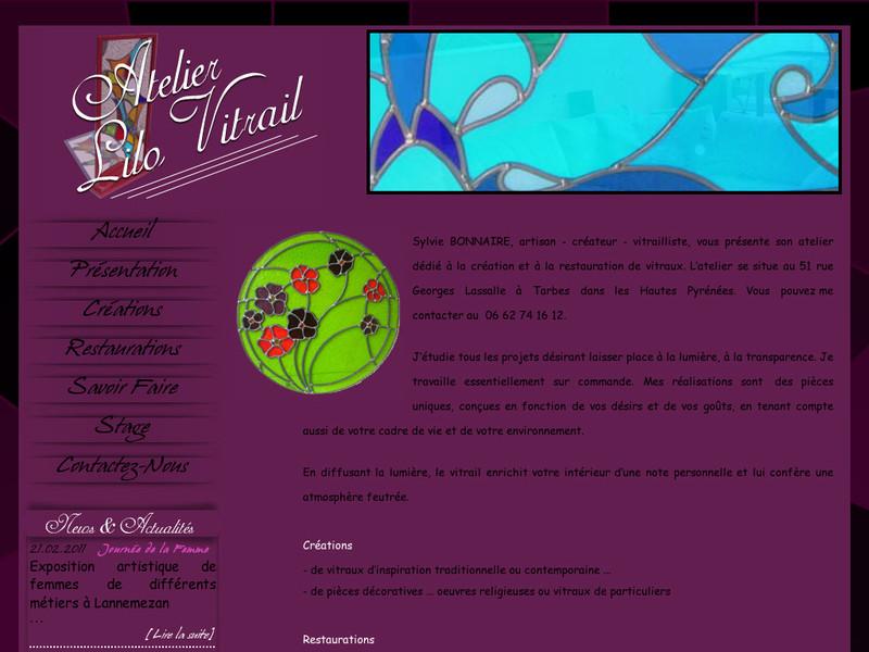 Atelier Lilo Vitrail - Tarbes