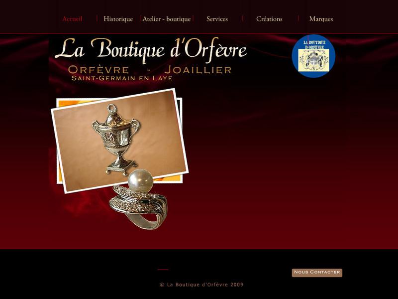 La Boutique d'Orfèvre - Saint Germain en Laye