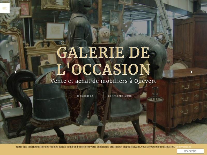 La Galerie de l'Occasion - Quévert