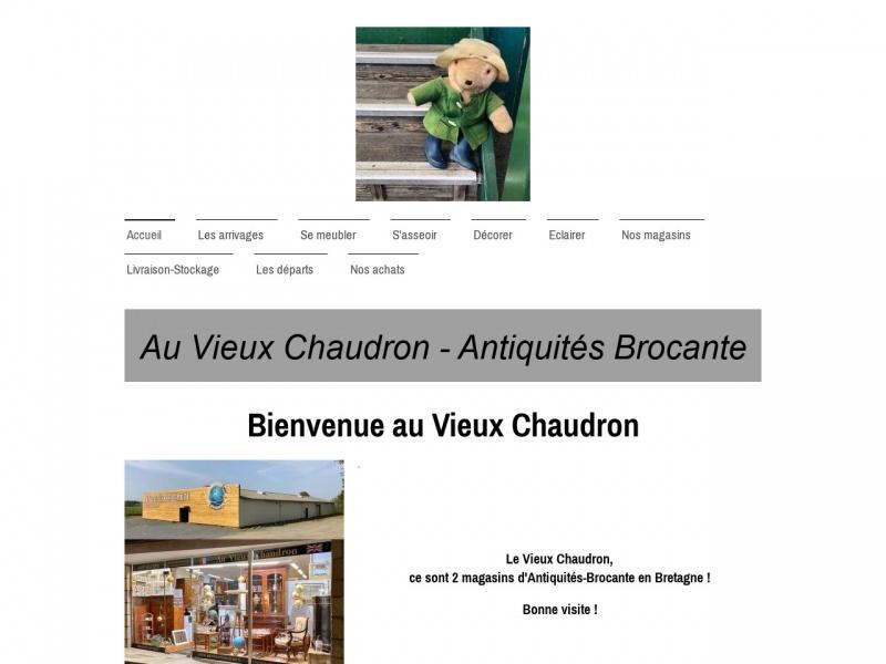 Au Vieux Chaudron - Lannebert